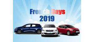 French Day's, les bonnes affaires de l'Automobile