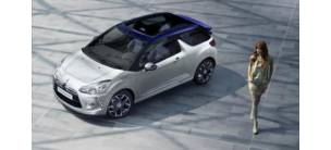 Citroen DS3 décapotable : video officielle