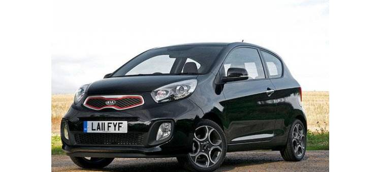 Kia Picanto disponible en 3 portes