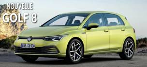 Golf 8, la berline de Volkswagen encore plus moderne