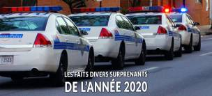 Les faits divers auto surprenants de 2020