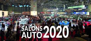 Salons de l'automobile 2020