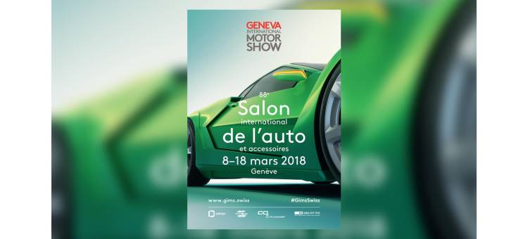 Salon de Genève 2018 : les stars du 88e salon international de l'auto 2018