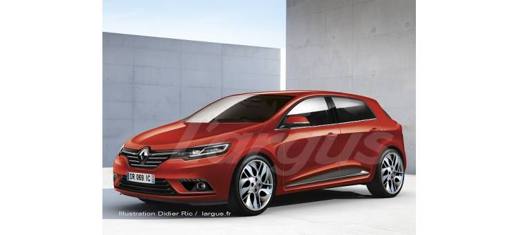Nouvelle Renault Mégane 4, la tradition Mégane version 2016