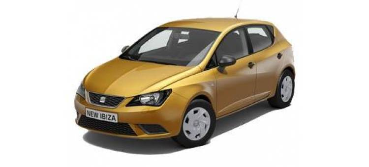 Nouvelle Seat Ibiza collection 2012