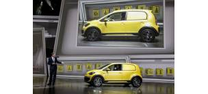 Volkswagen Up et Load Up utilitaire