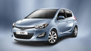 Hyundai I20 collection 2012