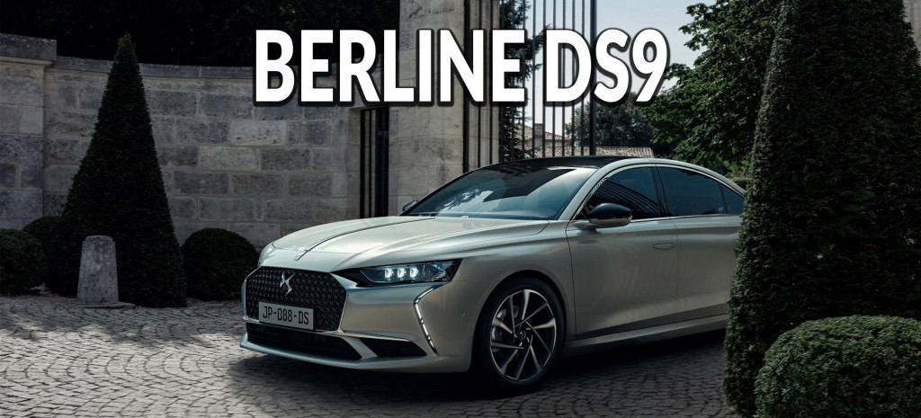 DS 9 : la Berline Française Made in China